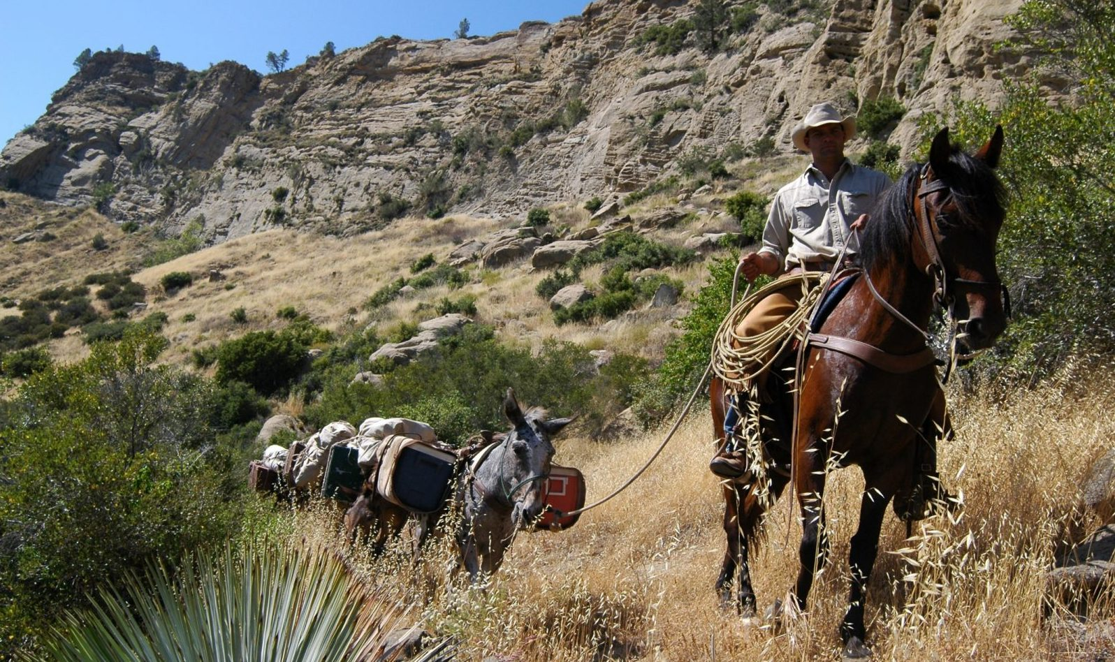 los padres pack in rides